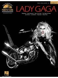Piano Play-Along Volume 119: Lady Gaga