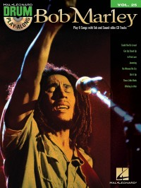 Drum Play-Along Volume 25: Bob Marley