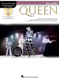 Queen - Flute (Book/Audio)