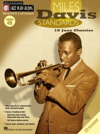 Jazz Play-Along Volume 49: Miles Davis Standards (Book/CD)