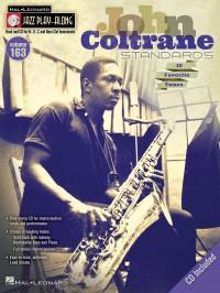 Jazz Play-Along Volume 163: John Coltrane Standards