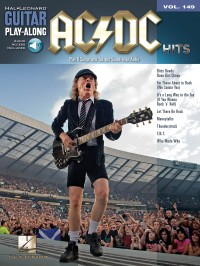 Guitar Play-Along Volume 149: AC/DC (Book/Online Audio)