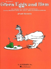 Robert Kapilow: Green Eggs and Ham (Dr. Seuss)