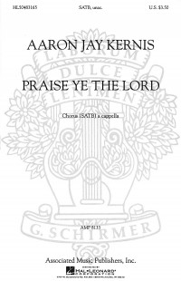 Kernis: Praise Ye the Lord