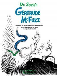 Kapilow: Dr. Suess's Gertrude McFuzz