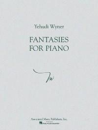 Yehudi Wyner: Fantasies