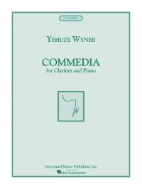 Yehudi Wyner: Commedia