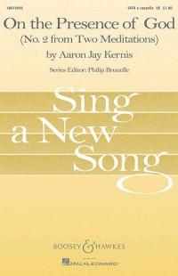 Aaron Jay Kernis: On the Presence of God