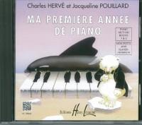 Jacqueline Pouillard_Charles Hervé: Ma Premiere Annee De Piano