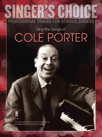 Singer's Choice: Sing The Songs Of Cole Porter (Book/CD)