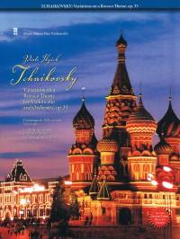 P.I. Tchaikovsky: Variations On A Rococo Theme