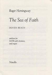 Roger Hemingway: Sea Of Faith (Dover Beach)