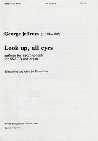 George Jeffreys: Look Up All Eyes