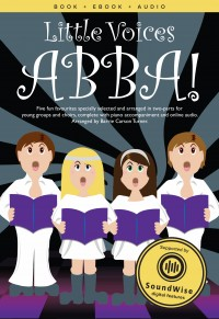 Little Voices - ABBA (Book/Media)