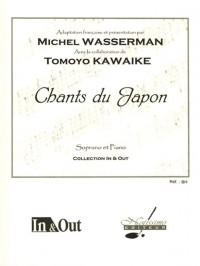 Wasserman: Chants Du Japon