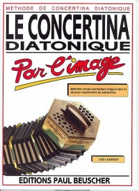Concertina Diatonique Par L'Image