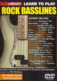 Learn To Play Rock Basslines | Presto Sheet Music