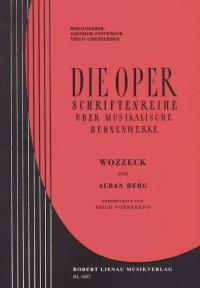 Wozzeck Werkeinfhrung Von E. Fornebe