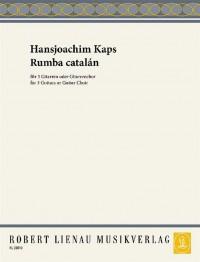 Hansjoachim Kaps: Rumba catalán