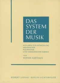 Das System Der Musik