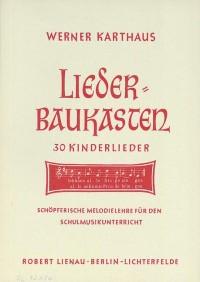 Liederbaukasten. Schpferische Melodi