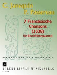7 French Chansons