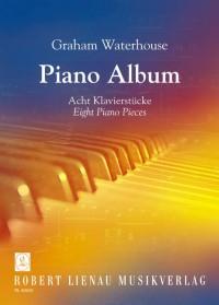 Graham Waterhouse: Piano Album