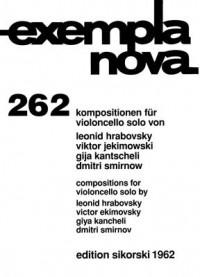 Leonid Hrabovsky_Viktor Jekimowski: Kompositionen