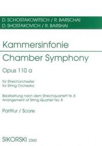 Dimitri Shostakovich: Kammersinfonie Opus 110A
