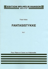Peter Heise: Fantasy Piece For Cello and Piano No. 1