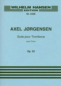 Axel Jørgensen: Suite for Trombone and Piano Op. 22