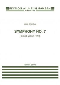 Jean Sibelius: Symphony No.7 Op.105 (Study Score)