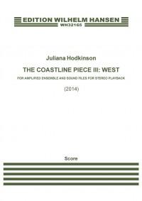 Juliana Hodkinson: The Coastline Piece III