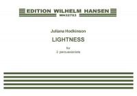 Juliana Hodkinson: Lightness (Score)
