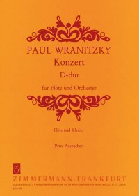Wranitzky, P: Concerto D major
