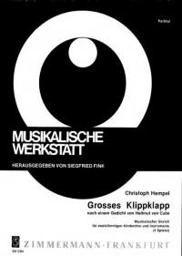 Christoph Hempel: Großes Klippklapp