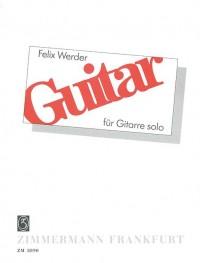 Werder, F: Guitar