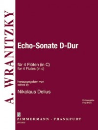 Wranitzky, P: Echo Sonata D major