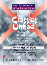 Krysztof Zgraja: Sinfonie der Toleranz