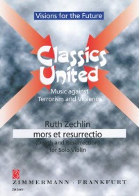 Ruth Zechlin: mors et resurrectio (Death and Resurrection)