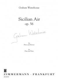 Graham Waterhouse: Sicilian Air op. 56
