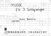 Ruth Zechlin: Musik WN 252