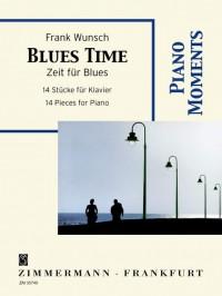 Frank Wunsch: Blues Time