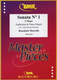 Marcello: Sonata No 1 in F major