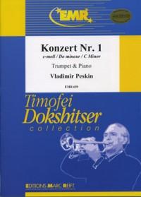 Peskin: Trumpet Concerto No 1 in C min