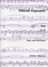 Kapustin: Trio op 86