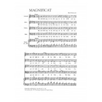 Harwood: Evening Service: Magnificat and Nunc Dimittis in A flat