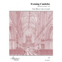 Hilton The Younger: Evening Canticles (Short Service in Gamut)