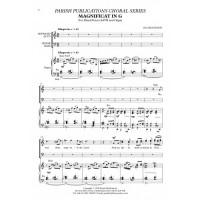 Higginson: Magnificat & Nunc Dimittis In G