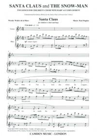 Hughes: Santa Claus/The Snowman (Harp part only)